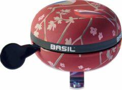 Basil Wanderlust Big Bell - Fietsbel - Vintage Rood