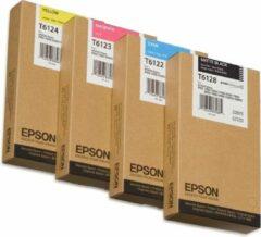 Epson T6128 - Inktcartridge / Foto Mat Zwart