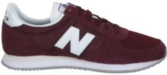Sneaker 220 70s Running im Retro-Design 617671-60-D-18 New Balance Burgundy