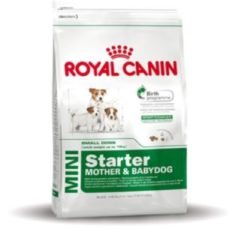 ROYAL CANIN MINI STARTER MOTHER & BABYDOG HONDENVOER #95; 3 KG
