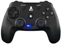 Zwarte The G-Lab K-Pad Thorium Wireless gaming controller (PC/PS3)
