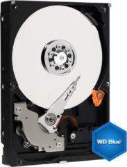 Zilveren Western Digital WD Blue - Interne harde schijf - 500 GB