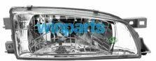 SUBARU KOPLAMP RECHTS 10/98+ Helder glas