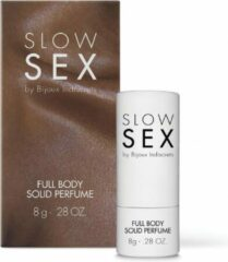 Bijoux Indiscrets Slow Sex - Full Body Solid Perfume - 8gr - Lotions