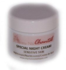 Witte Www.chantalcosmetiques.com Special Night Cream - 50ml sensitive skin Reina Nicha Chantal