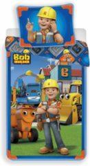Disney Bob de Bouwer Team - Dekbedovertrek - Eenpersoons - 140 x 200 cm - Multi