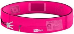 Flipbelt Zipper Roze - Running belt - Hardloopriem - L