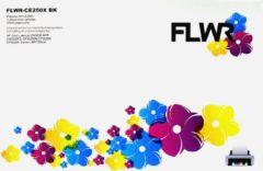 FLWR - Toner / 504X / Zwart - geschikt voor HP