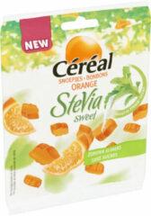 Cereal Céréal Snoep Orange Stevia (120g)