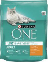 Purina One Adult Kip&Granen - Kattenvoer - 800 g - Kattenvoer
