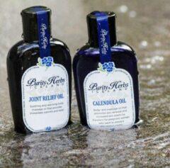 Purity Herbs Joint Relief- 100% Natuurlijke massageolie met IJslandse kruiden - Verlicht gewrichtspijn - 125ml