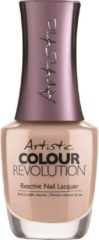 Beige Artistic Nail Design Colour Revolution 'The Original'
