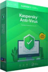 Kaspersky Anti-Virus 2019 - 1 Apparaat - 1 Jaar - Nederlands / Frans - Windows Download