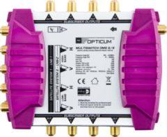 Opticum OMS 9/8p, Multischalter