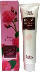Voet creme 75 ml Rose of Bulgaria Biofresh
