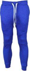 Joggingbroek dames/heren Blauw Slimfit Legend Special XXL