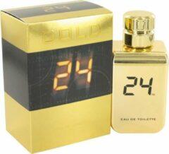 ScentStory 24 Gold The Fragrance Scentstory 100 ml - Eau De Toilette Spray Men
