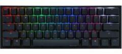 Ducky One 2 Mini RGB (MX Red Silent , RGB leds ,TKL , PBT Double Shot)