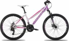 Montana Bike 26 ZOLL MONTANA SPIDY MOUNTAINBIKE ALUMINIUM 21 GANG Damen weiß