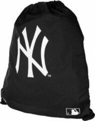 New Era Sporttas - zwart,wit