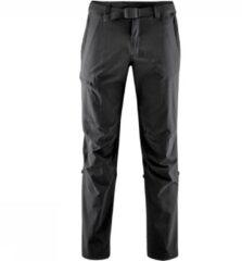 Maier Sports - Nil - Trekkingbroeken maat 52 - Regular, zwart/grijs