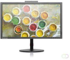 """Lenovo ThinkVision T2424z 23.8"""" Full HD IPS Mat Zwart"""