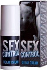 Ruf-Sex Control Delay Cream 30 Ml-Creams&lotions&sprays