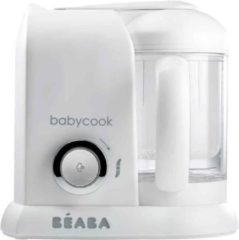 Béaba BEABA Babycook Solo Baby Robot Wit & Zilver