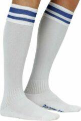 Witte Rucanor - Player Football Socks - Unisex - maat 35-38