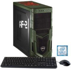Hyrican Gaming PC Intel® i7-8700, 16GB, SSD + HDD, GeForce® GTX 1080 Ti »Military Gaming 5687«