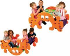 Oranje Feber Fantic - Pickninctafel/Wip