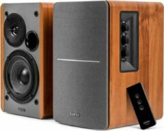 Grijze Edifier Studio 1280T - Luidsprekers - 2 stuks - Bruin