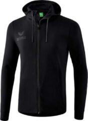 Erima Essential Sweatjack - Sweaters - zwart - 140