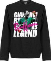 Retake Buffon Legende Sweater - Zwart - XL