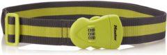 Master Lock - Gepäckgurt Mit Zahlenschloss - Fietsslot maat 950 - 2000 mm, groen/zwart