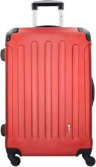 CHECK.IN CHICAGO 4-ROLLEN TROLLEY 67 CM rot