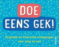 Deltas Doe Eens Gek! Opdrachtenboek - Kaartenset