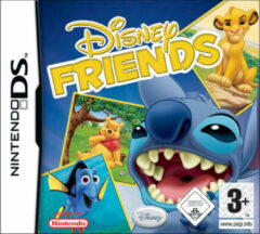 Disney Friends Nds
