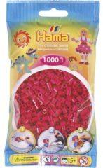 Hama Strijkkralen - Warm Rood (029), 1000st.