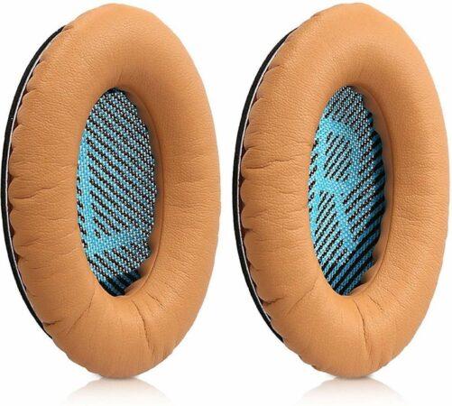 Afbeelding van Kaki MMOBIEL Oorkussens Earpads geschikt voor: Bose Quietcomfort (KHAKI) Koptelefoon