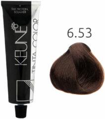Keune - Tinta Color - 6.53 Donker Kastanje Blond - 60 ml