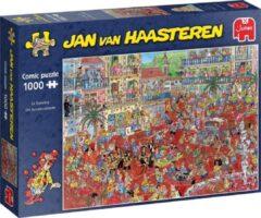Jumbo Puzzel Jan Van Haasteren La Tomatina (1000 Stukjes)