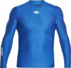 Canterbury Thermoreg LS Top - Thermoshirt - kobalt blauw - S
