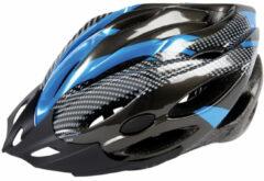 Universeel Mirage Helm Allround M Zwart/Blauw 54-58