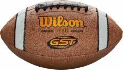 Bruine Wilson Gst Comp Ofcl Fball Xb American Football