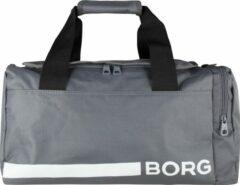 Grijze Bjorn Borg Baseline Sportsbag - Sporttas - Grey