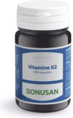 Bonusan Vitamine K2 100 mcg plus - 60 tabletten - Voedingssupplement