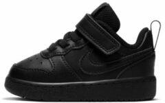 Nike Court Borough Low 2 Schoen voor baby's/peuters - Zwart