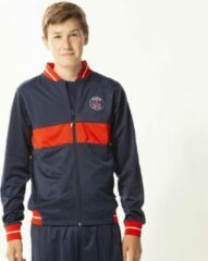 Blauwe Paris Saint Germain PSG heren vest 18/19 - 100% polyester - paris trainingsjack - vest - official PSG product - maat XL