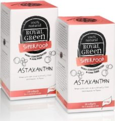 Royal Green Royal groen Astaxanthine Capsules 120st